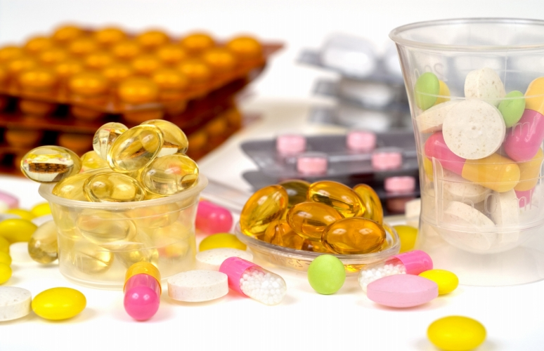 Cholesterol-lowering healthcare products