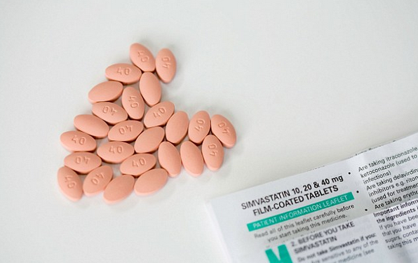 anti-cholesterol treatment with statins